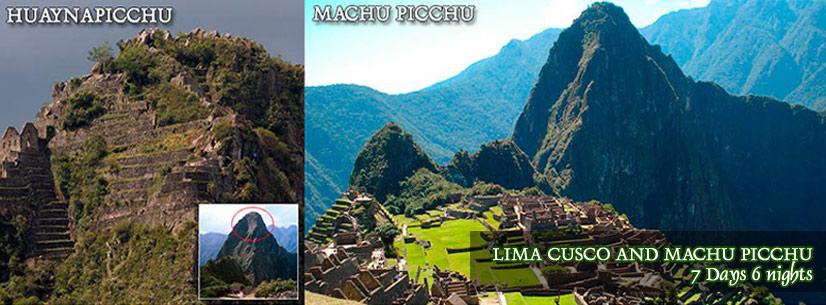 Lima, Cusco and Machu Picchu 7 days 6 nights