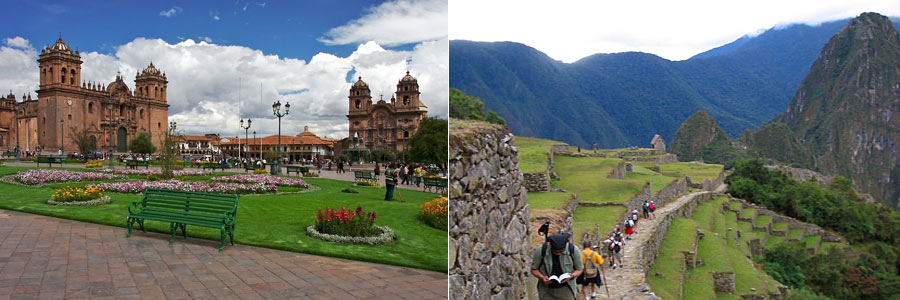Cusco and Machu Picchu