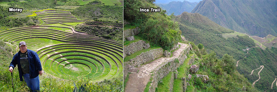 Maras, Moray Inca Trail to Machu Picchu