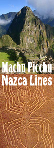 Peru vacations, Machu Picchu, Cusco, Nazca Lines
