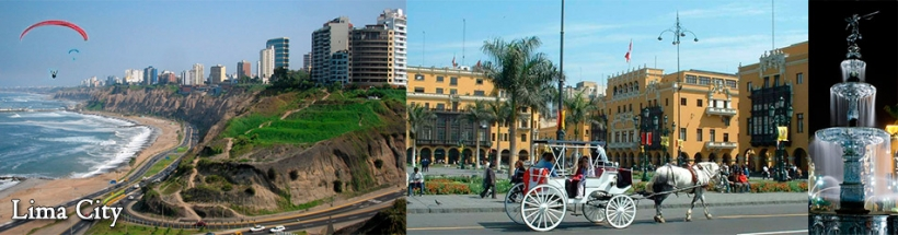 Lima, City of the Kings - Tours